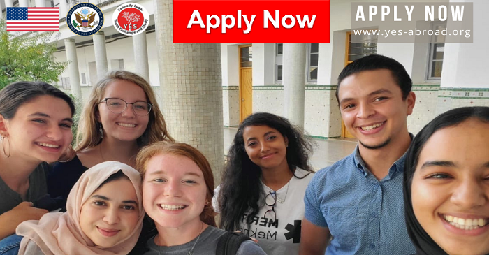 Kennedy-Lugar Youth Exchange and Study (YES) Abroad Program for #US High School Students